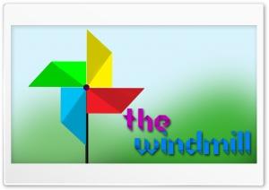 The Windmill Ultra HD Wallpaper for 4K UHD Widescreen desktop, tablet & smartphone