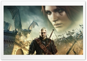 The Witcher 2: Assassins of Kings HD Wide Wallpaper for Widescreen