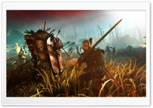 The Witcher 2 Assassins of Kings HD Wide Wallpaper for 4K UHD Widescreen desktop & smartphone
