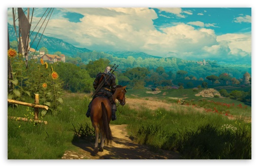 Download The Witcher 3 Blood and Wine HD Wallpaper