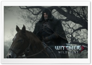 The Witcher 3 Wild Hunt HD Wide Wallpaper for 4K UHD Widescreen desktop & smartphone