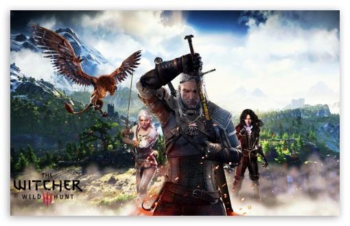 The Witcher 3 Wild Hunt Ultra Hd Desktop Background