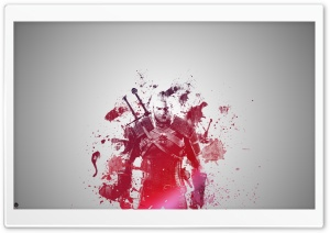 The Witcher 3 Wild Hunt Geralt of Rivia HD Wide Wallpaper for Widescreen