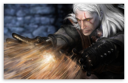 The Witcher HD wallpaper for Wide 16:10 5:3 Widescreen WHXGA WQXGA WUXGA WXGA WGA ; HD 16:9 High Definition WQHD QWXGA 1080p 900p 720p QHD nHD ; Standard 3:2 Fullscreen DVGA HVGA HQVGA devices ( Apple PowerBook G4 iPhone 4 3G 3GS iPod Touch ) ; Mobile 5:3 3:2 16:9 - WGA DVGA HVGA HQVGA devices ( Apple PowerBook G4 iPhone 4 3G 3GS iPod Touch ) WQHD QWXGA 1080p 900p 720p QHD nHD ;