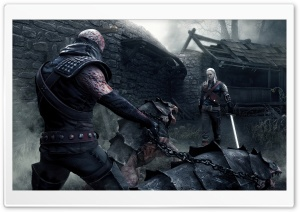 The Witcher HD Wide Wallpaper for 4K UHD Widescreen desktop & smartphone