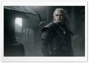 The Witcher Henry Cavill Ultra HD Wallpaper for 4K UHD Widescreen desktop, tablet & smartphone