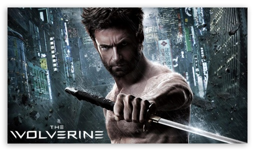 The Wolverine 4K HD Desktop Wallpaper For • Tablet