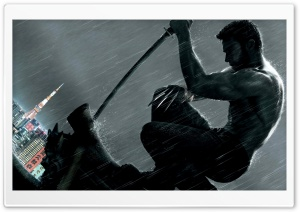 The Wolverine 2013 HD Wide Wallpaper for Widescreen