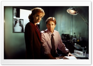 The X Files Ultra HD Wallpaper for 4K UHD Widescreen desktop, tablet & smartphone