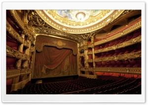 Theatre HD Wide Wallpaper for Widescreen