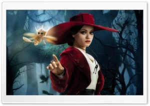 Theodora - Oz the Great and Powerful 2013 Movie HD Wide Wallpaper for Widescreen