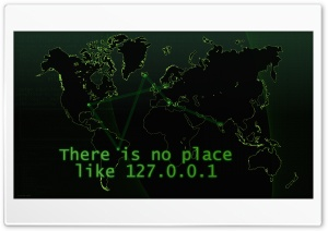 There is No Place HD Wide Wallpaper for Widescreen