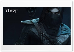 Thief HD Wide Wallpaper for Widescreen