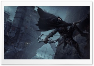 Thief Game 2014 HD Wide Wallpaper for Widescreen