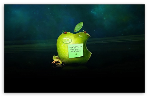 Think Apple HD wallpaper for Wide 16:10 5:3 Widescreen WHXGA WQXGA WUXGA WXGA WGA ; HD 16:9 High Definition WQHD QWXGA 1080p 900p 720p QHD nHD ; Standard 4:3 5:4 3:2 Fullscreen UXGA XGA SVGA QSXGA SXGA DVGA HVGA HQVGA devices ( Apple PowerBook G4 iPhone 4 3G 3GS iPod Touch ) ; Tablet 1:1 ; iPad 1/2/Mini ; Mobile 4:3 5:3 3:2 16:9 5:4 - UXGA XGA SVGA WGA DVGA HVGA HQVGA devices ( Apple PowerBook G4 iPhone 4 3G 3GS iPod Touch ) WQHD QWXGA 1080p 900p 720p QHD nHD QSXGA SXGA ; Dual 4:3 5:4 UXGA XGA SVGA QSXGA SXGA ;