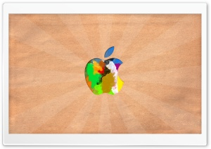 Think Different Apple Mac 16 HD Wide Wallpaper for Widescreen
