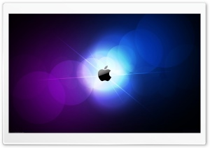 Think Different Apple Mac 17 HD Wide Wallpaper for Widescreen