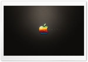 Think Different Apple Mac 20 HD Wide Wallpaper for Widescreen