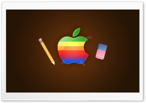 Think Different Apple Mac 22 HD Wide Wallpaper for Widescreen
