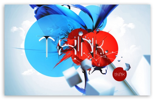 40 Free Hd Retina Display Ipad 3 Wallpapers: ThINK (iPad Retina Optimized) 4K HD Desktop Wallpaper For