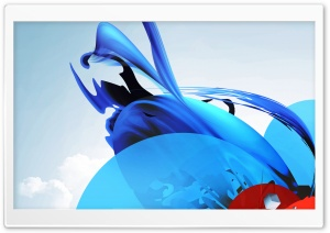 thINK (iPad retina optimized) V3 HD Wide Wallpaper for Widescreen
