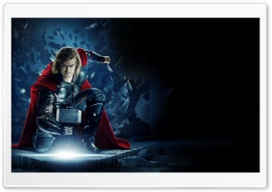 Thor HD Wide Wallpaper for Widescreen