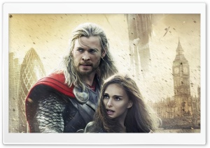 Thor 2 2013 HD Wide Wallpaper for 4K UHD Widescreen desktop & smartphone
