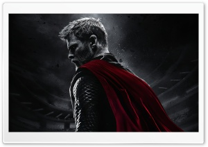 Thor Love and Thunder 2022 Movie Ultra HD Wallpaper for 4K UHD Widescreen desktop, tablet & smartphone