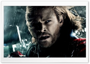 Thor Marvel HD Wide Wallpaper for Widescreen