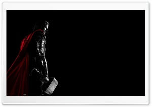 Thor Movie 2011 HD Wide Wallpaper for Widescreen