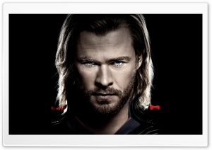 Thor Movie, Chris Hemsworth As Thor HD Wide Wallpaper for 4K UHD Widescreen desktop & smartphone