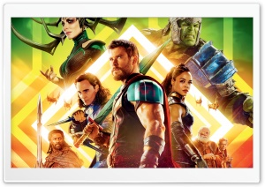 Thor Ragnarok HD Wide Wallpaper for 4K UHD Widescreen desktop & smartphone