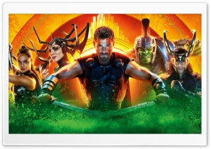 Thor Ragnarok Ultra HD Wallpaper for 4K UHD Widescreen desktop, tablet & smartphone