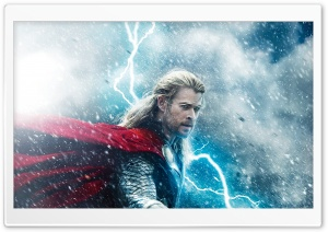 Thor The Dark World HD Wide Wallpaper for Widescreen