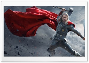 Thor the Dark World 2013 HD Wide Wallpaper for 4K UHD Widescreen desktop & smartphone
