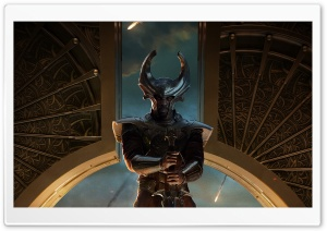 Thor the Dark World Heimdall HD Wide Wallpaper for Widescreen