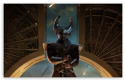 Thor the Dark World Heimdall 4K HD Desktop Wallpaper for ...