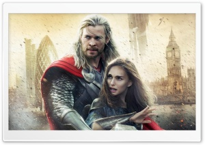 Thor The Dark World Movie 2013 HD Wide Wallpaper for Widescreen