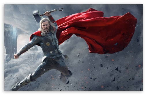 Download Thor The Dark World Super Hero Picture HD Wallpaper
