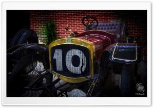 Thornycroft Motor Car 1905 HD Wide Wallpaper for 4K UHD Widescreen desktop & smartphone