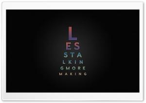 Thought Typography Design HD Wide Wallpaper for 4K UHD Widescreen desktop & smartphone