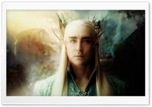 Thranduil - The Hobbit HD Wide Wallpaper for 4K UHD Widescreen desktop & smartphone