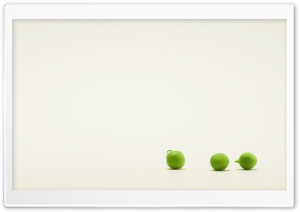 Three Peas HD Wide Wallpaper for Widescreen