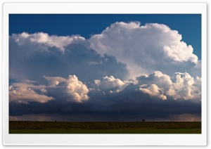 Thunder Clouds above the Dutch landscape Ultra HD Wallpaper for 4K UHD Widescreen desktop, tablet & smartphone
