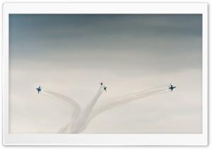 Thunderbirds Ultra HD Wallpaper for 4K UHD Widescreen desktop, tablet & smartphone