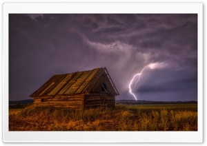 Thunderstorm HD Wide Wallpaper for Widescreen