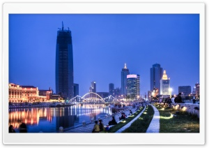 Tianjin, China HD Wide Wallpaper for Widescreen