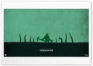 Tidehunter - DotA 2 HD Wide Wallpaper for 4K UHD Widescreen desktop & smartphone