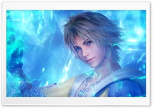 Tidus HD Wide Wallpaper for Widescreen