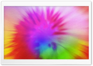 Tie Dye HD Wide Wallpaper for Widescreen